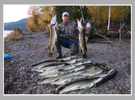 рыбалка зимняя-сибирь